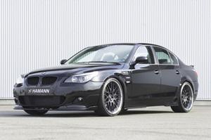 Аэродинамический обвес Hamann для BMW 5-series (E60/61). Тюнинг BMW 5-series (E60/61)