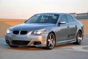 Аэродинамический обвес Prior Design для BMW 5-series (E60/61). Тюнинг BMW 5-series (E60/61)
