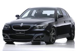 Аэродинамический обвес WALD Executive Line для BMW 5-series (E60/61). Тюнинг BMW 5-series (E60/61)