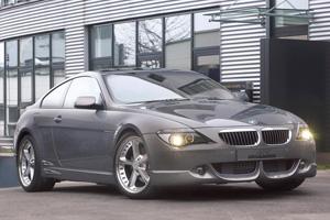 Аэродинамический обвес AC Schnitzer для BMW 6-series (E63/64). Тюнинг BMW E63 E64