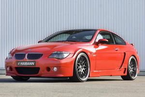 Аэродинамический обвес Hamann для BMW 6-series (E63/64). Тюнинг BMW E63 E64