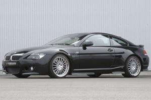 Аэродинамический обвес Hamann для BMW 6-series (E63/64). Тюнинг BMW E63