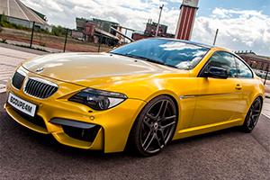 Аэродинамический обвес Prior Design для BMW 6-series (E63/64). Тюнинг BMW E63 E64