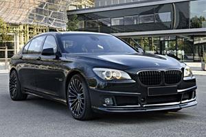 Обвесы BMW 7er F01 F02, тюнинг BMW F01 F02 2013 2014 2015