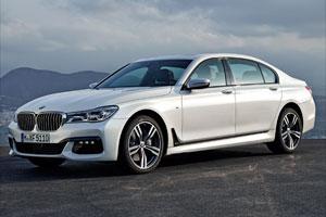 Аэродинамический обвес M-Sport для BMW 7-series (G11). Тюнинг BMW 7-series (G11)