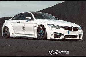 Обвесы на BMW M4 F82, тюнинг BMW M4 F82