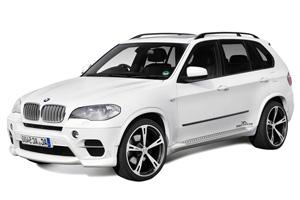 Аэродинамический обвес AC Schnitzer для BMW X5 (E70). Тюнинг BMW X5 (E70)