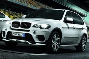 Аэродинамический обвес М Performance для BMW X5 (E70). Тюнинг BMW X5 (E70)