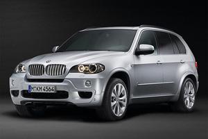 Аэродинамический обвес М-стиль для BMW X5 (E70). Тюнинг BMW X5 (E70)