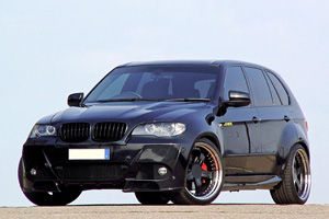 Аэродинамический обвес CLP Tuning для BMW X5 (E70). Тюнинг BMW X5 (E70)