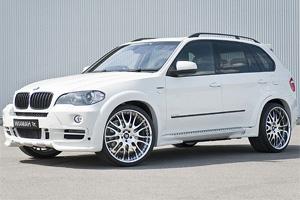 Аэродинамический обвес Hamann Flash для BMW X5 (E70). Тюнинг BMW X5 (E70)