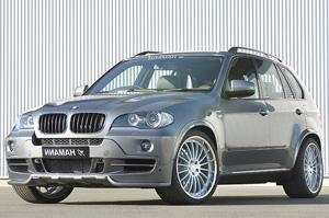 Аэродинамический обвес Hamann для BMW X5 (E70). Тюнинг BMW X5 (E70)