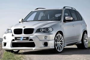 Аэродинамический обвес Hartge для BMW X5 (E70). Тюнинг BMW X5 (E70)