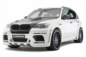 Аэродинамический обвес Hamann для BMW X5M (E70). Тюнинг BMW X5M (E70)