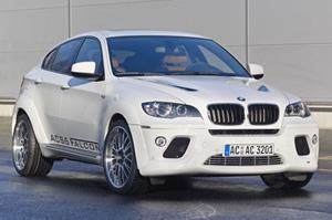 Аэродинамический обвес AC Schnitzer Falcon для BMW X6 (E71). Тюнинг BMW X6 (E71)