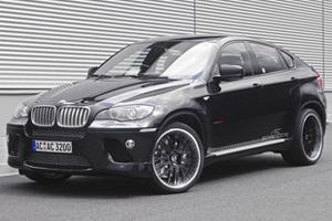 Аэродинамический обвес AC Schnitzer для BMW X6 (E71). Тюнинг BMW X6 (E71)