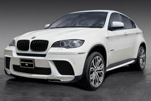 Аэродинамический обвес M Performance для BMW X6 (E71). Тюнинг BMW X6 (E71)