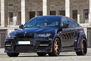 Аэродинамический обвес CLP Tuning XR 650 GT для BMW X6 (E71). Тюнинг BMW X6 (E71)