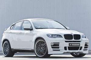 Аэродинамический обвес Hamann для BMW X6 (E71). Тюнинг BMW X6 (E71)