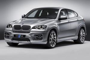 Аэродинамический обвес Hartge для BMW X6 (E71). Тюнинг BMW X6 (E71)