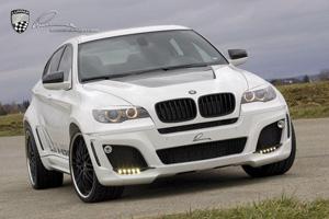 Аэродинамический обвес Lumma CLR X 650 для BMW X6 (E71). Тюнинг BMW X6 (E71)