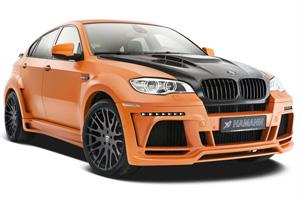 Аэродинамический обвес Hamann для BMW X6M (E71). Тюнинг BMW X6M (E71)