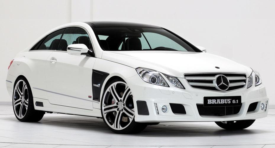 Обвесы на Mercedes E Coupe C207, тюнинг Mercedes C207