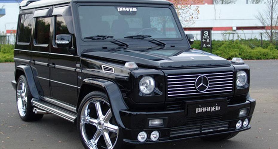 Тюнигн обвес Branew Mercedes W463 купить