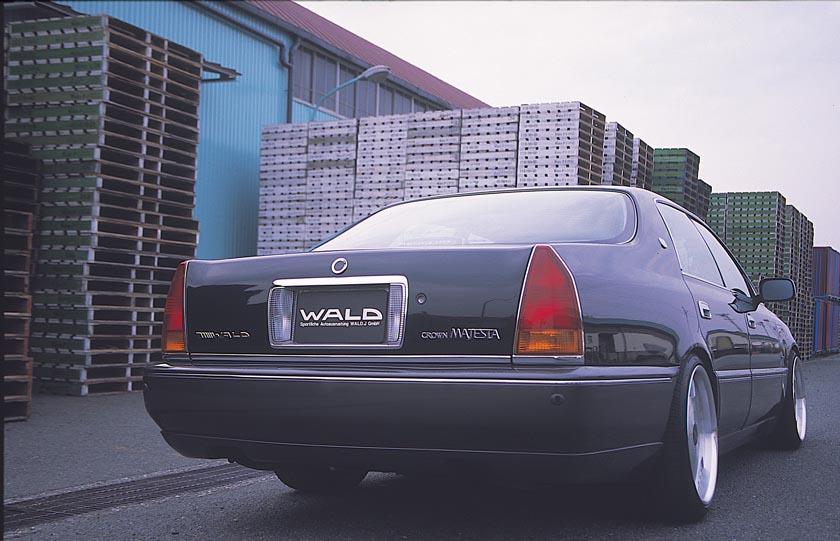 Юбки На Пороги Бампера Toyota Crown Majesta