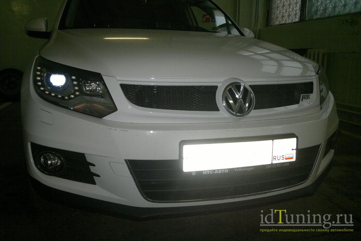 Tuning Fever 2012 Abt Volkswagen Tiguan Abt | Auto Design Tech - photo#21